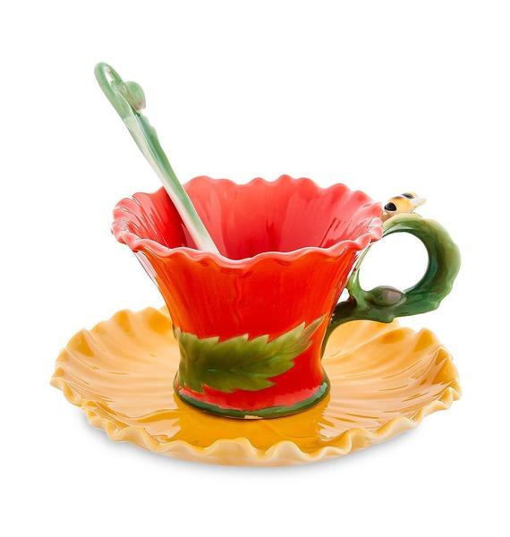 Чайная пара Маки (Pavone) pavone