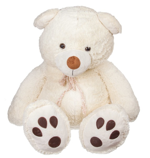 Мягкая игрушка Медведь огромный (160 см) мягкая игрушка нижегородская игрушка зоопарк с бантиком медведь 40 см