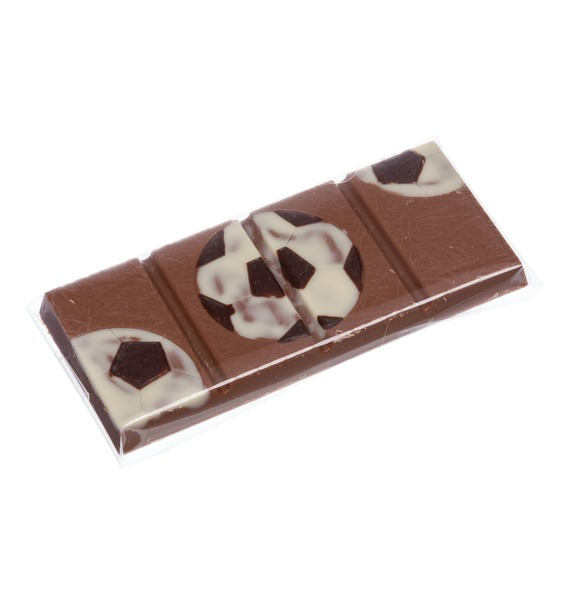 Молочный шоколад Футбол молочный шоколад chco chocbar xl орехи