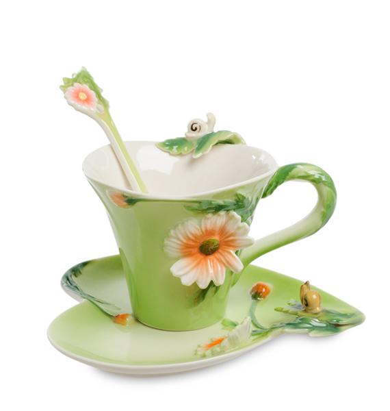 Чайная пара Аризема (Pavone) чайная пара старая в з