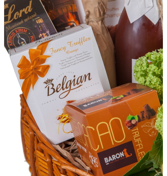 Gift basket Solo – photo #2