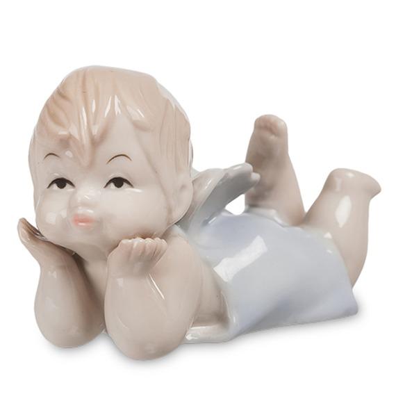 Статуэтка Ангелочек-мальчик (Pavone)