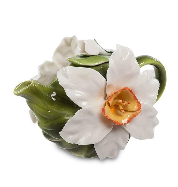 Фото - Заварочный чайник Нарцисс (Pavone) fm 07 3 заварочный чайник маки pavone
