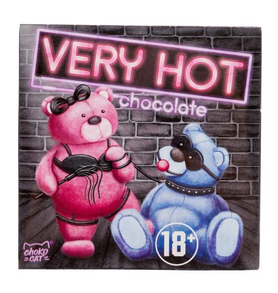 Молочный шоколад Very Hot