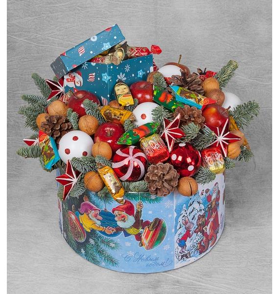 Подарочная коробка Любимый праздник – фото № 1