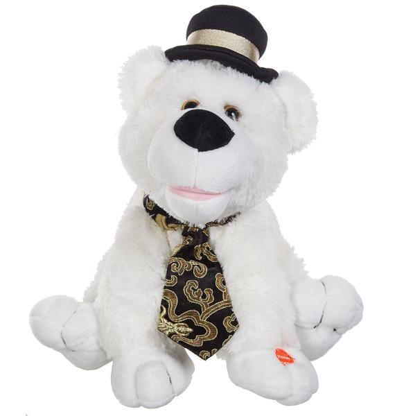 Музыкальная игрушка Медвежонок Августин музыкальная игрушка медвежонок августин