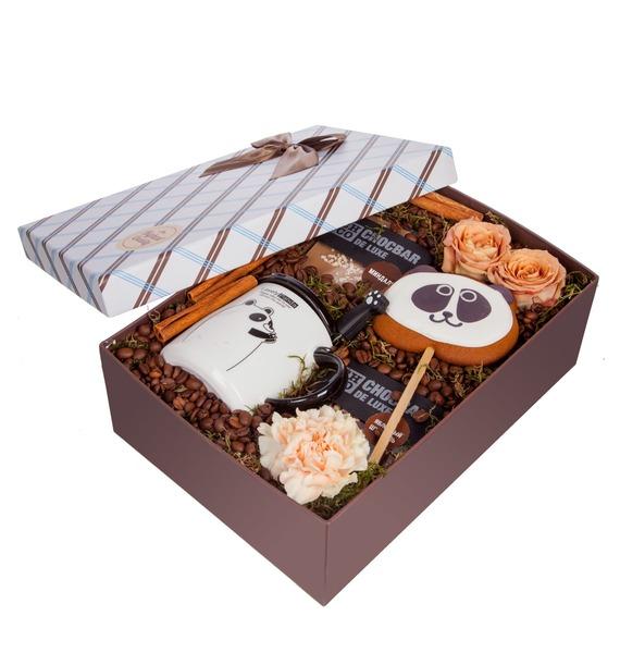 Подарочная коробка Любимая панда – фото № 5