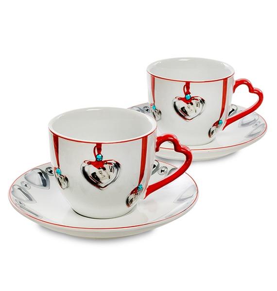 Чайная пара С Любовью fd 30 чайная пара с любовью 190мл