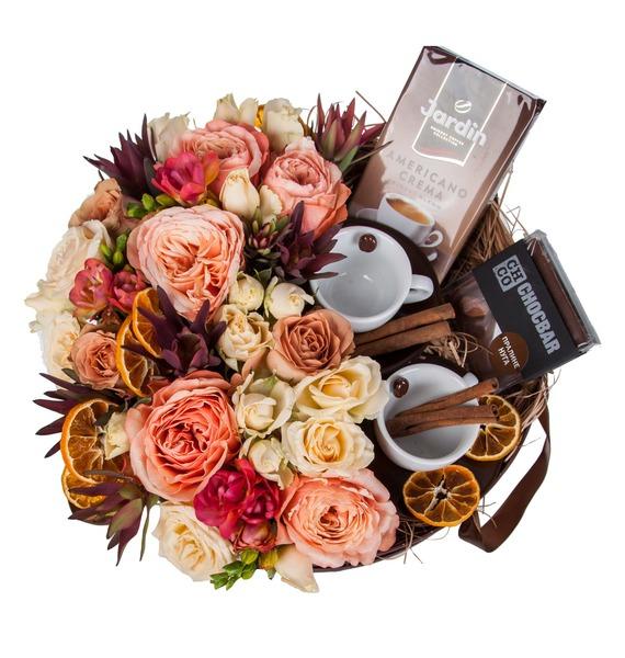 Подарочная коробка Кофейный аромат – фото № 3