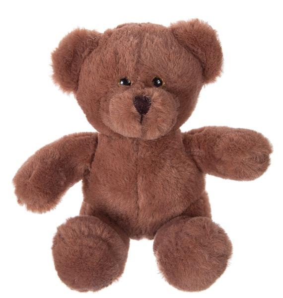 """Мягкая игрушка """"Медвежонок Чоко"""" (24 см)"""