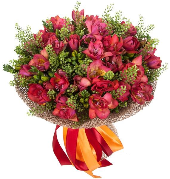 Букет Любовное послание блокнот любовное послание 80 листов