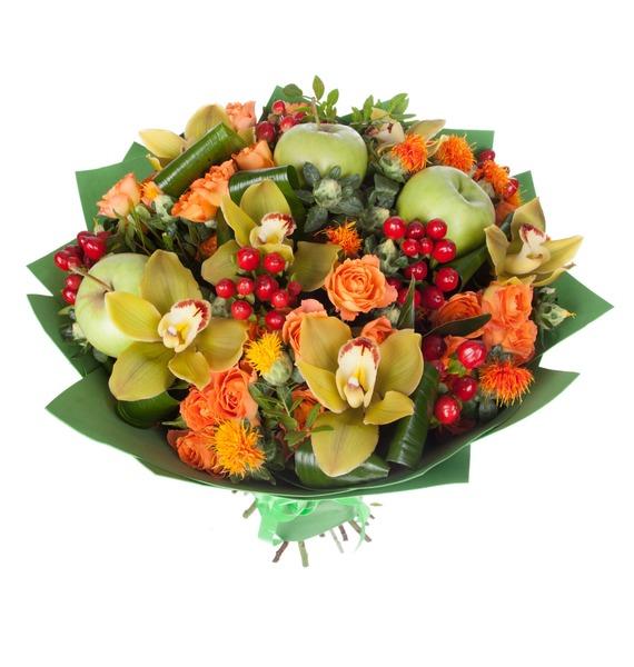 Букет Яблочный аромат – фото № 5