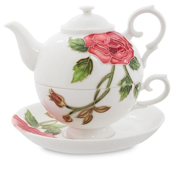 "Чайный набор ""Роза Рафаэлло"" (Pavone)"