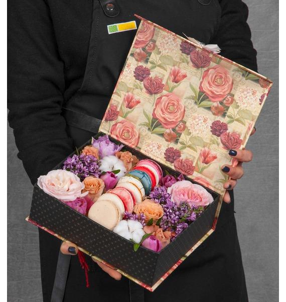 Композиция Весна в подарок композиция летний подарок