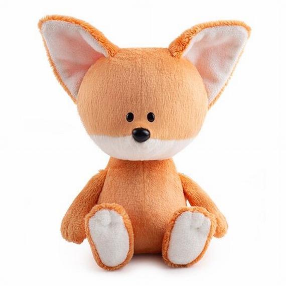 """цены Мягкая игрушка """"Лисичка Лика"""""""