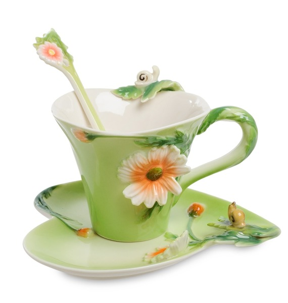 цена на Чайная пара Аризема (Pavone)