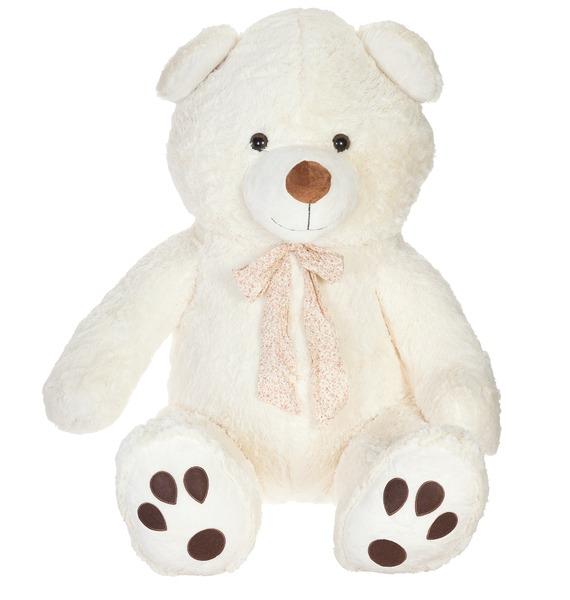 Мягкая игрушка Медведь Тихон мягкая игрушка медведь обними меня aurora 72см