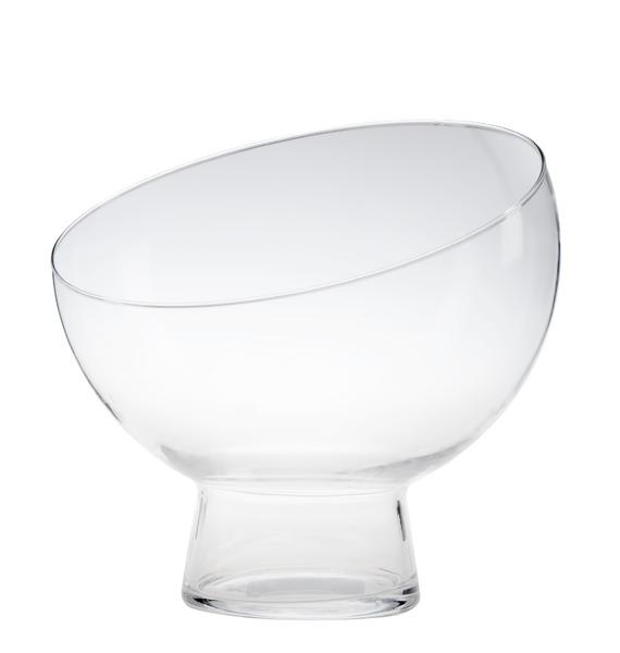 Ваза-бокал для цветов ваза для цветов с годовщиной
