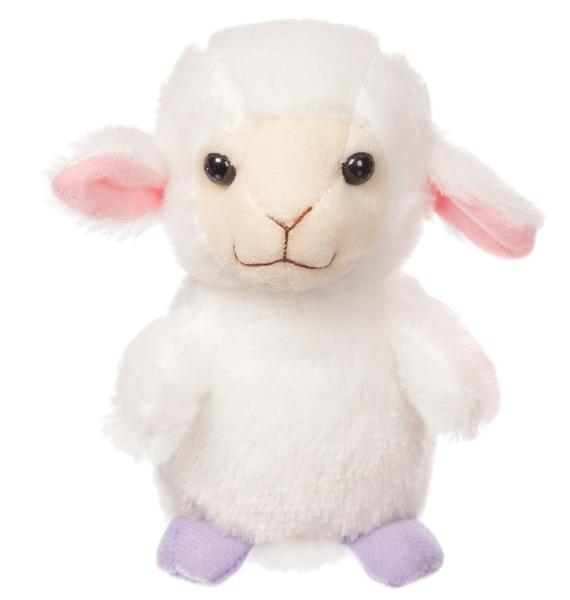Мягкая игрушка Овечка (15см) мягкие игрушки simba мягкая игрушка грибок 15см 8 32