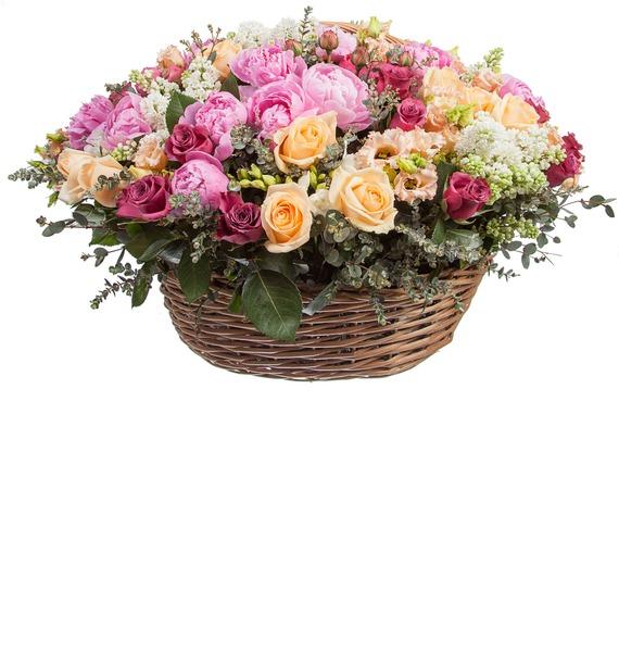 Композиция Бал цветов – фото № 2