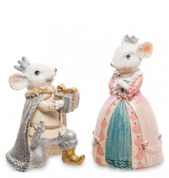 Статуэтка Пара мышей pr ro19 статуэтка ева огюст роден museum parastone
