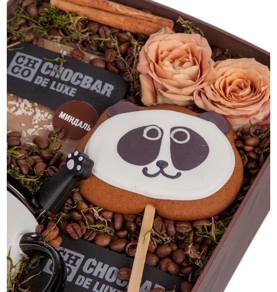 Подарочная коробка Любимая панда – фото № 3