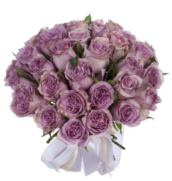 Букет из роз Dolcetto (25, 51 или 101) – фото № 3