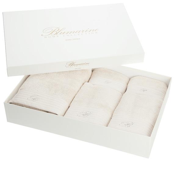 все цены на Комплект из 5 полотенец Blumarine онлайн