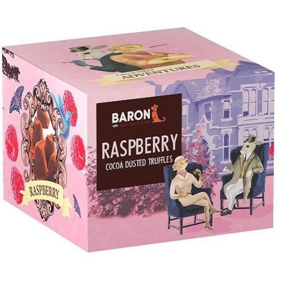 ремень baron baron mp002xm23u6n Французские трюфели BARON с кусочками малины