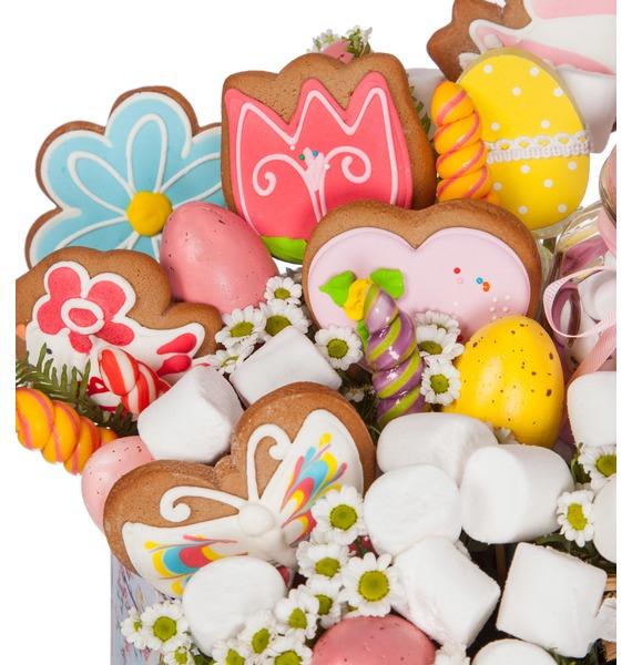 Композиция Пасхальные сладости – фото № 2