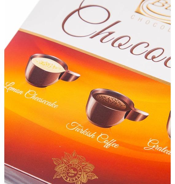 Набор шоколадных конфет Шоколадная чашечка – фото № 2