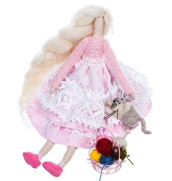 Кукла ручной работы Тильда кукла ручной работы алла