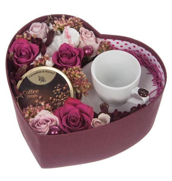 Подарочная коробка Тайна в сердце – фото № 4