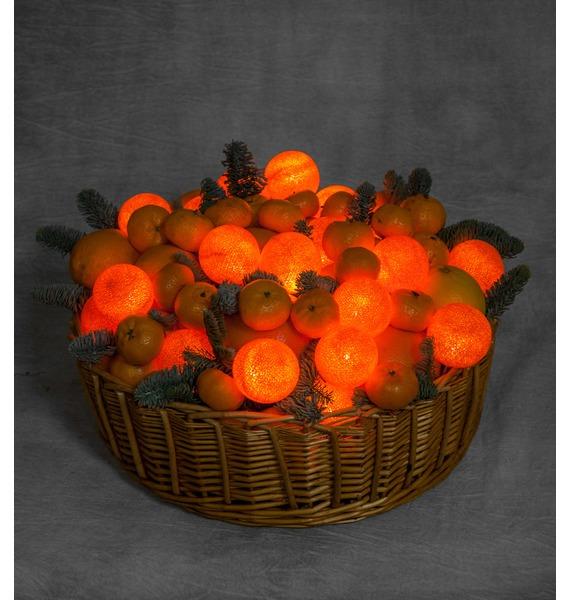 Подарочная корзина Цитрусовый рай – фото № 5