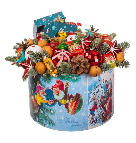 Подарочная коробка Любимый праздник – фото № 4