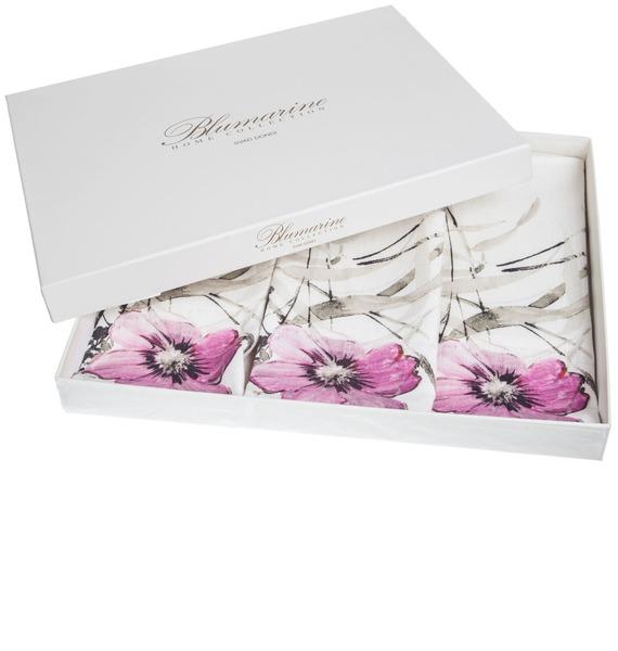 Комплект 3х полотенец Луговые цветы Blumarine – фото № 1