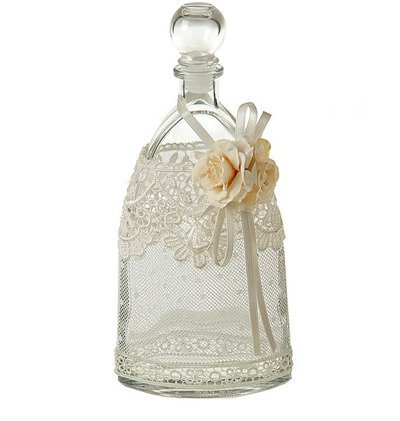 Декоративная бутылочка ручной работы (Италия) кукла ручной работы алла