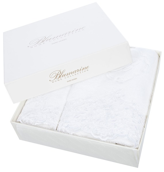 Комплект из 2-х полотенец Blumarine – фото № 3