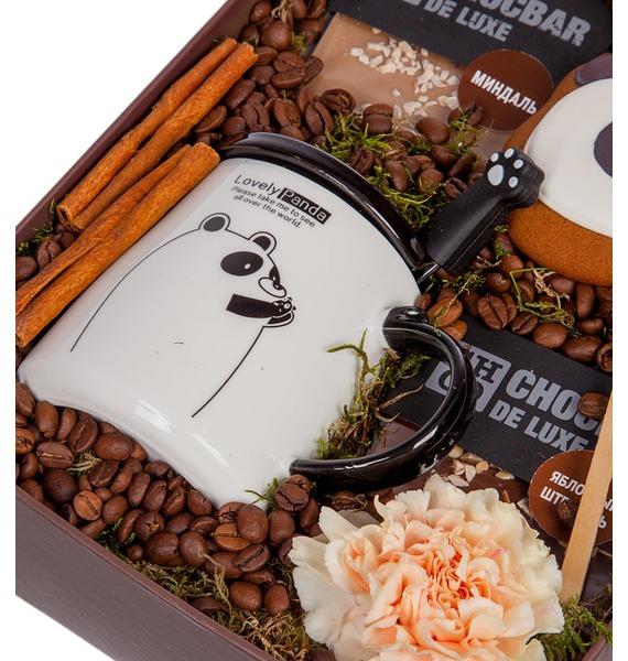Подарочная коробка Любимая панда – фото № 2