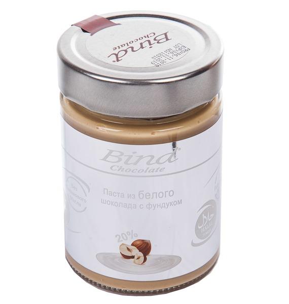 Паста из белого шоколада с фундуком цена