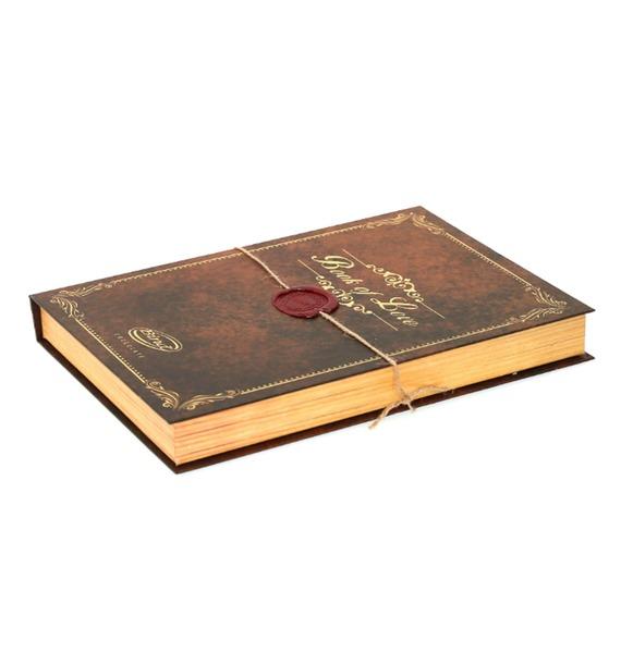 Набор шоколадных конфет Книга любви – фото № 2