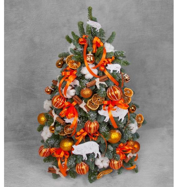 Ёлка Новогоднее настроение (40см, 80см, 150см) спицы круговые алюминиевые с покрытием 80см 5 0мм 940150 940105 page 5