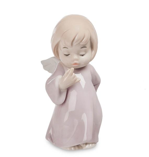 Статуэтка Ангелочек (Pavone) статуэтка херувим фарфор 23см уп 1 12шт