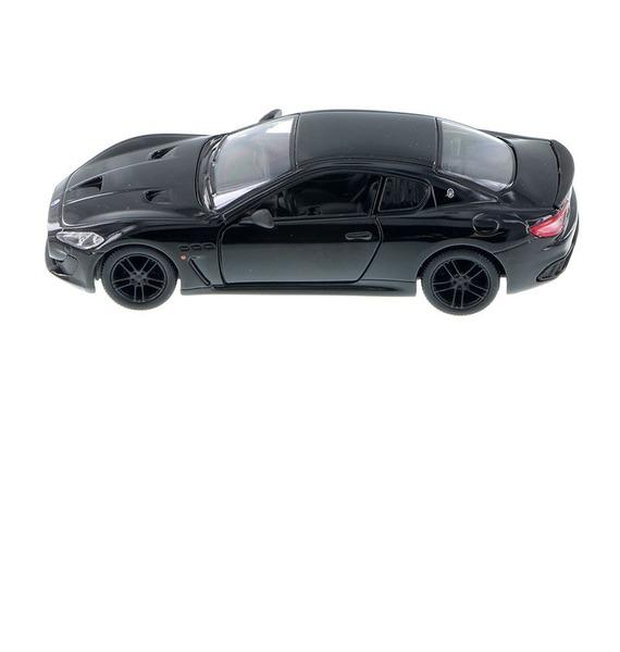 Модель автомобиля Maserati Gran Turismo Чёрный