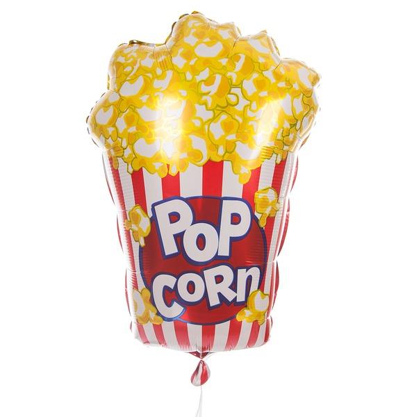 Воздушный шар Попкорн (58 см) цена