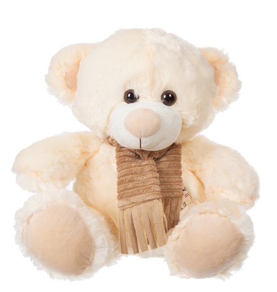 """Мягкая игрушка """"Стильный мишка"""" (55 см) цена"""