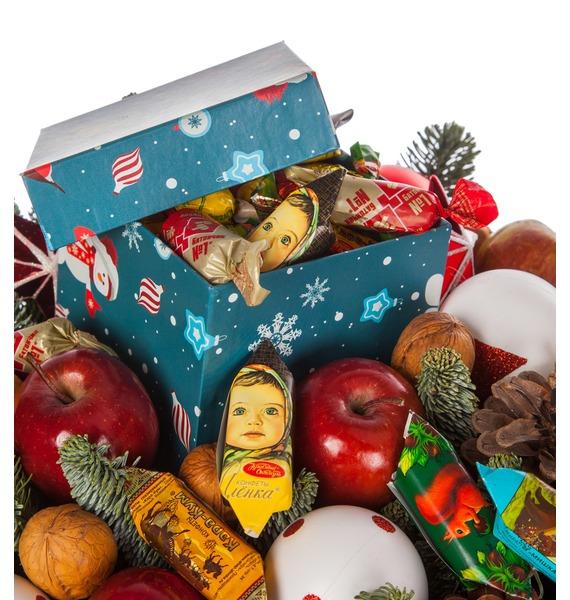 Подарочная коробка Любимый праздник – фото № 3