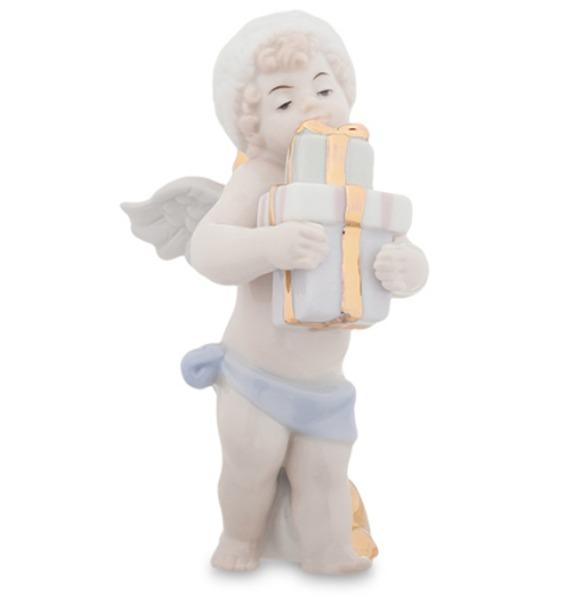 Фигурка Ангел с подарками (Pavone) фигурка pavone тележка с цветами 6 см