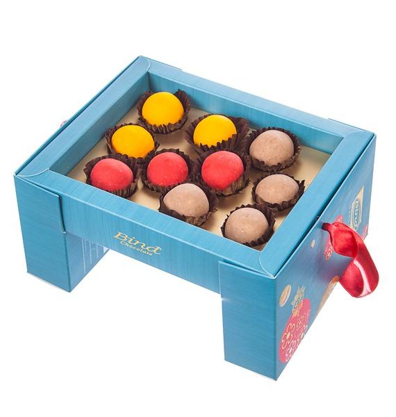 Набор шоколадных конфет Сокровище – фото № 1