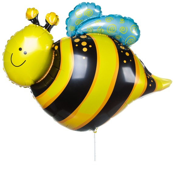 Воздушный шар Веселая пчела (76 см) цена